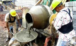 Piden autorización para dar rebaja a bolsa de cemento