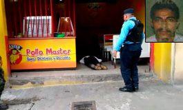 Matan guardia de seguridad en pleno centro capitalino