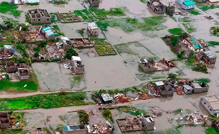 El ciclón Idai deja más de un millar de muertos en tres países africanos