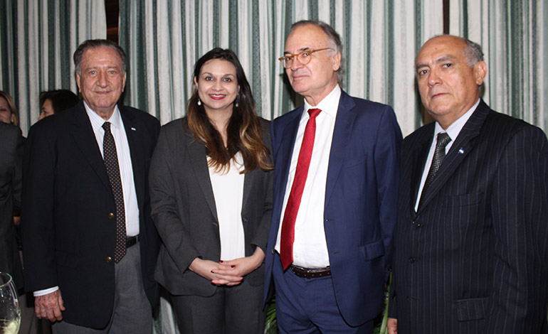 Roberto Kattán, Aracely Banegas, Antonio Bermúdez, Herminio Pineda Bautista.