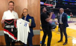 Técnico de Honduras en juego de la NBA