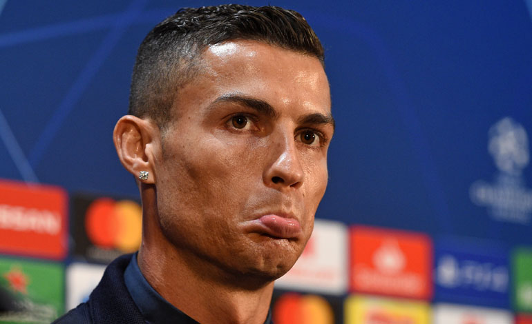 Allegri optimista en que Cristiano Ronaldo esté ante el Ajax