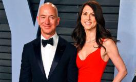 Fundador y director de Amazon, Jeff Bezos, finaliza divorcio