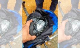 Detienen a hombre en posesión de droga en Omoa