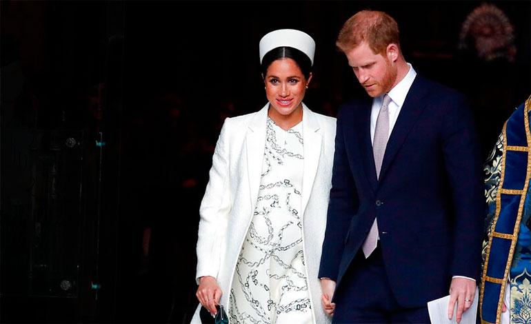 ¿Se llamará Mateo o Diana? Las quinielas sobre el bebé de Enrique y Meghan
