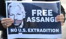 Ecuador denuncia 40 millones de ciberataques tras retiro de asilo a Assange