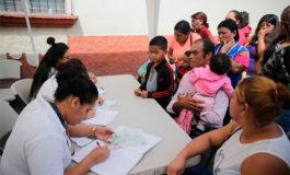 Más de 9,000 pobladores de 10 municipios se benefician de Feria de la Salud