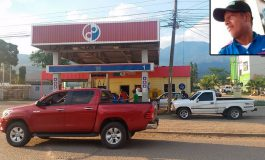 En asalto a gasolinera maleantes matan celador