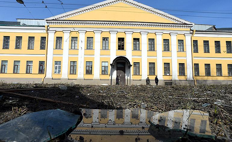 Tres heridos en Rusia por la explosión de un artefacto artesanal en una academia militar