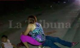 Hombre intenta suicidarse junto a su familia en Tegucigalpa