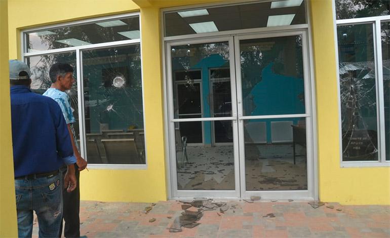 Noche de terror en Choluteca: un muerto