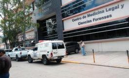 En morgue capitalina registran 40 autopsias en Semana Santa