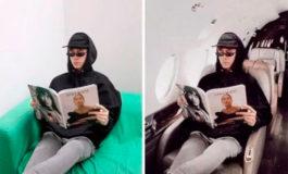 Así finge este joven ser rico en Instagram