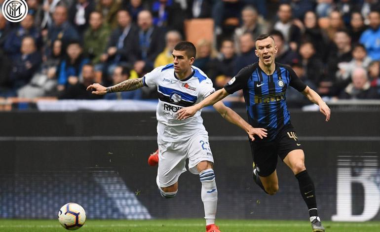 Inter empata con Atalanta y se complica el subcampeonato