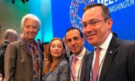 Nada de más impuestos en negociaciones con el FMI