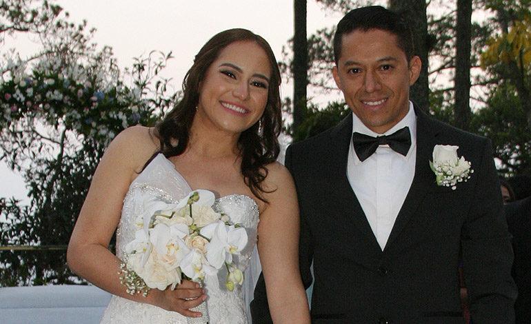 La boda de Nectalí Sánchez y Madelyn Lanza