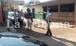 Un pandillero muerto y un policía herido al enfrentarse en la colonia Las Brisas