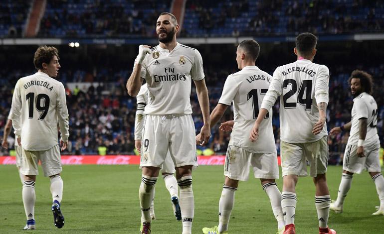 Real Madrid a limpiar su imagen ante el Eibar