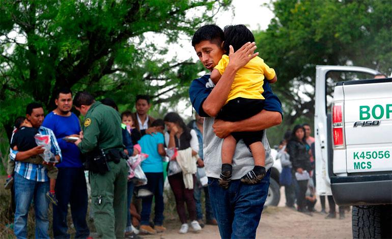 EEUU despacha más agentes fronterizos ante auge de migrantes