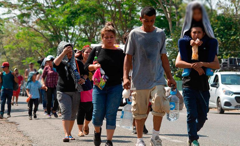 México opta por mantener separados temas migratorios y comerciales ante EE.UU