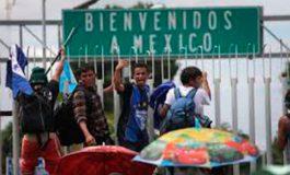 Migrantes hondureños resienten solidaridad