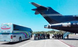 El Gobierno mexicano deporta a 204 migrantes hondureños (Video)
