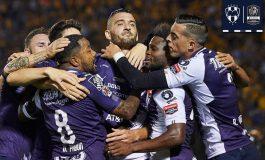 Monterrey vence a Tigres en primera final de Liga de Concacaf