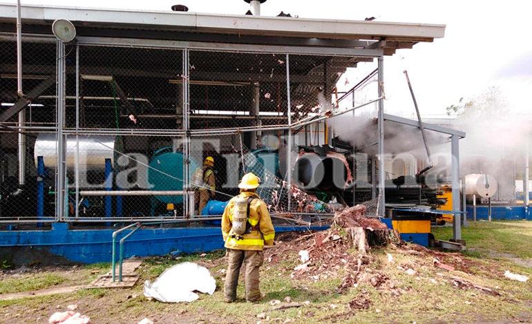 Un muerto deja explosión de cilindro de agua a vapor en Choloma, Cortés