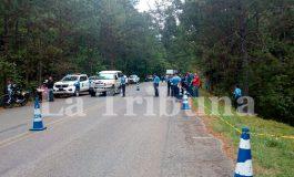 Hallan cadáver de mujer dentro de bolsa plástica en Siguatepeque