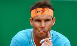 Nadal queda eliminado ante Fognini en semifinales de Montecarlo