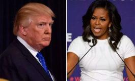 Michelle Obama lanza fuertes críticas contra Donald Trump