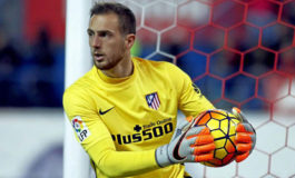 Oblak amplía contrato con el Atlético hasta 2023