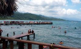 Omoa y Puerto Cortés recibieron casi un millón de turistas