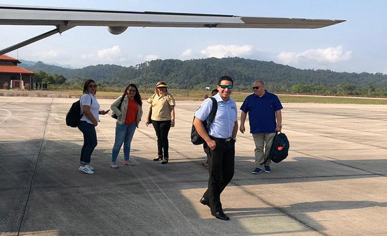 Tour operadores buscan promover aeródromos