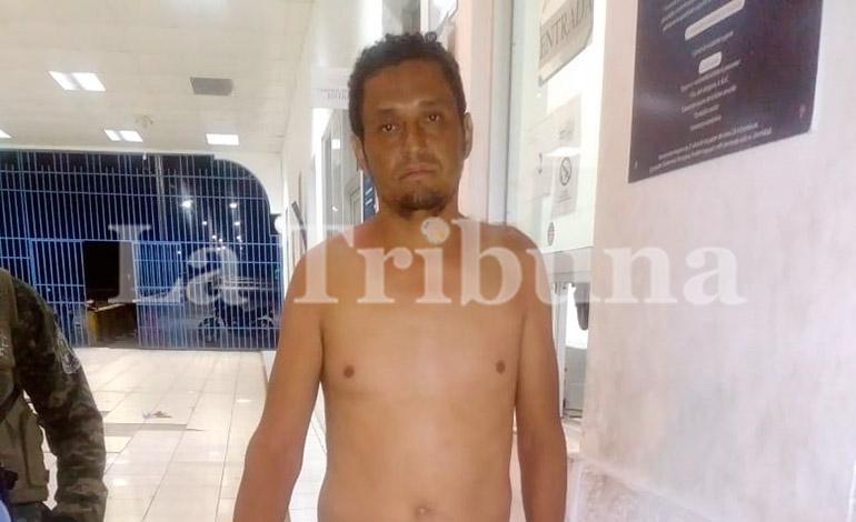 Cae supuesto pandillero de El Salvador en Goascorán, Valle