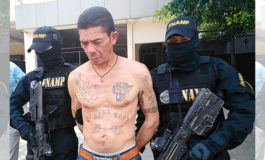 Cae peligroso pandillero en San Pedro Sula