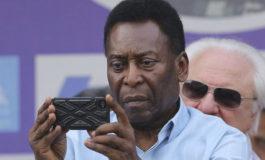 """Pelé está estable y """"sigue en observación"""" en un hospital de Sao Paulo"""