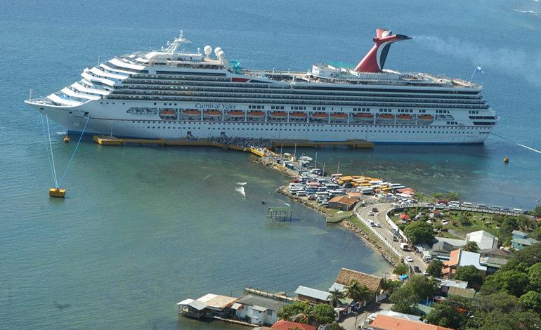 Puerto de Cruceros de Roatán recibe permiso para una segunda ampliación