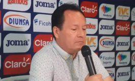 """Rebollar acepta """"planchón"""" en penalti en contra de Motagua"""