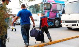 936 hondureños retornados desde EE UU y México