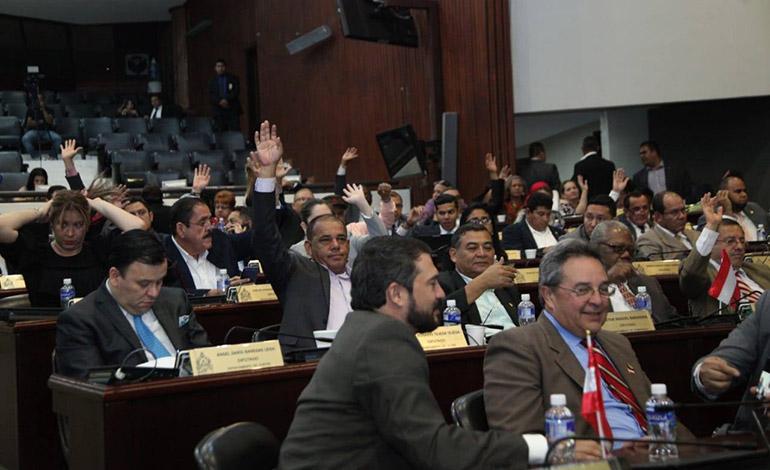 Congreso Nacional amplía sesiones ordinarias hasta junio