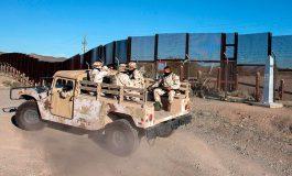 """Trump dice que está enviando """"soldados armados"""" a la frontera entre EEUU y México"""