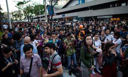 Fuerte terremoto sacude edificios en Manila