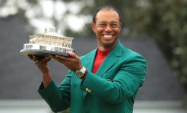 """Trump dará al """"increíble"""" Tiger Woods la más alta distinción de EEUU"""