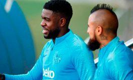 Umtiti no quiere dejar el Barça