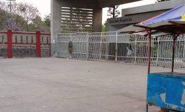 Encapuchados se toman las instalaciones de la UNAH en Tegucigalpa