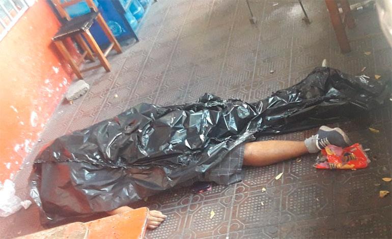 Matan a universitario frente a pulpería en colonia Miraflores
