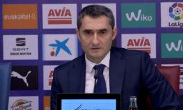 Valverde: Nos vamos con buen sabor de boca, aunque el resultado es corto