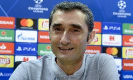 Valverde: No tenemos que especular, la idea es ganar