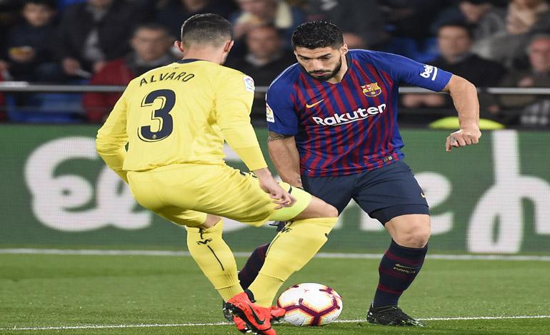 Final: Villarreal (4) – Barcelona (4)